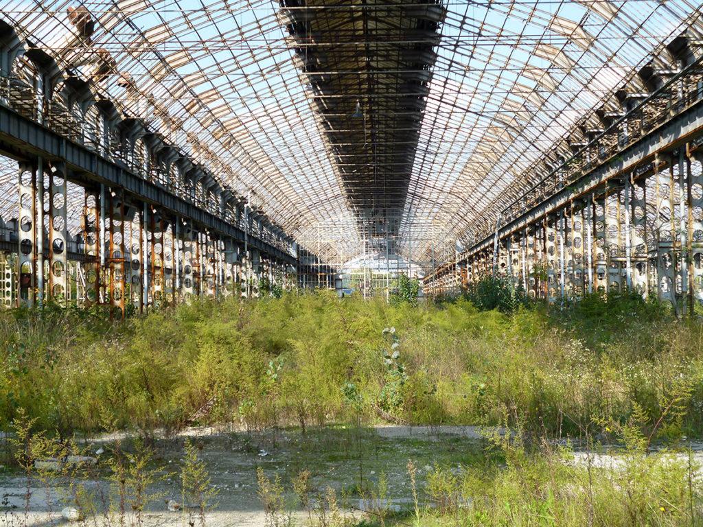 INNSE Fabrik Milano 1