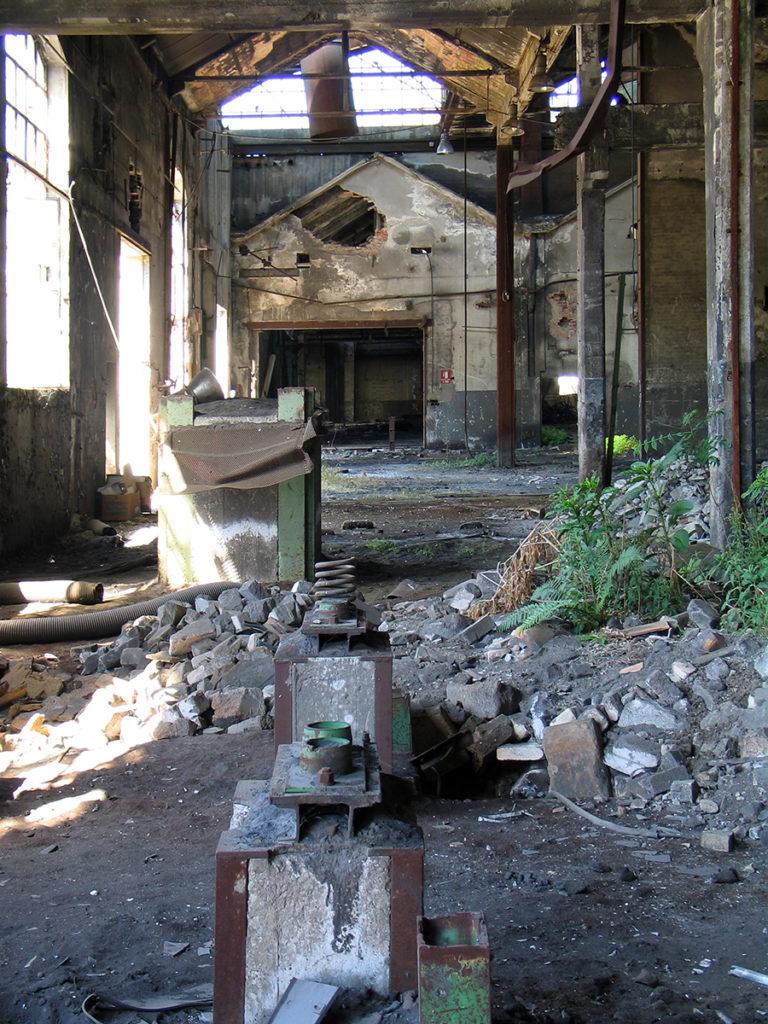 Necchi Fabrik 1